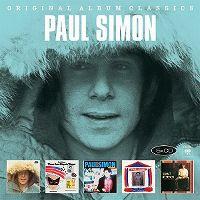 Cover Paul Simon - Original Album Classics [2015]
